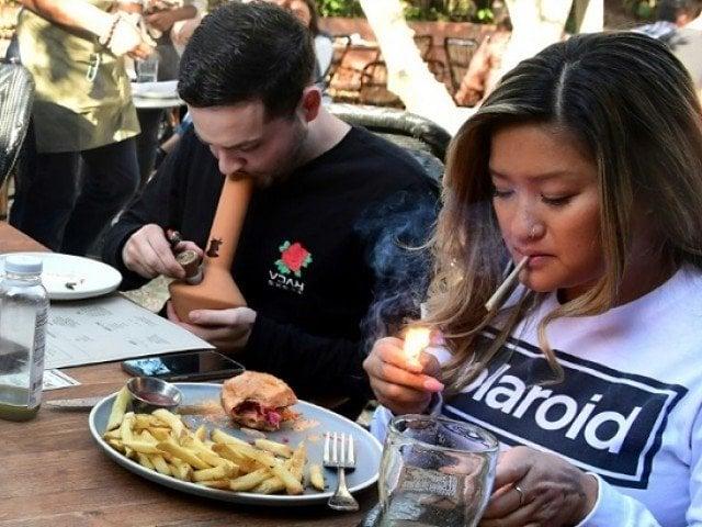 Cannabis lobby warns against smoking due to coronavirus