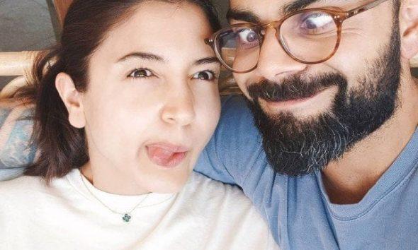 #Coronavirus: Anushka Sharma cuts husband Virat Kohli's hair