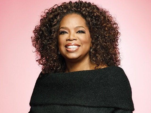 Oprah Winfrey debunks conspiracy, denies being a part of sex trafficking ring