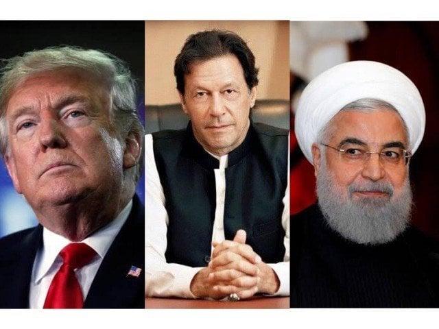 PM Imran urges Trump to lift sanctions on Iran 'till coronavirus crisis is over'