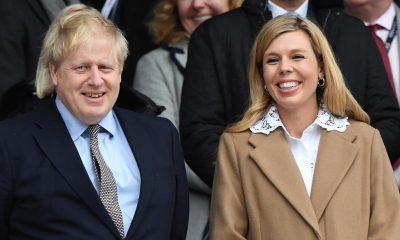 Boris Johnson's Fiancé, Carrie Symonds, Has Given Birth To A Baby Boy