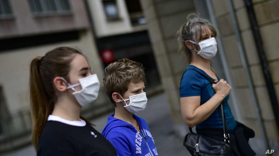 European doctors warn rare kids' syndrome may have coronavirus tie