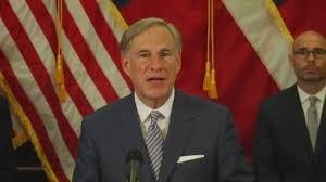 Greg Abbott plans to reopen Texas economy during coronavirus pandemic