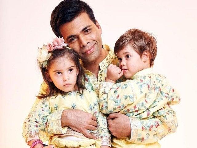 Karan Johar's children think 'Kuch Kuch Hota Hai' is boring