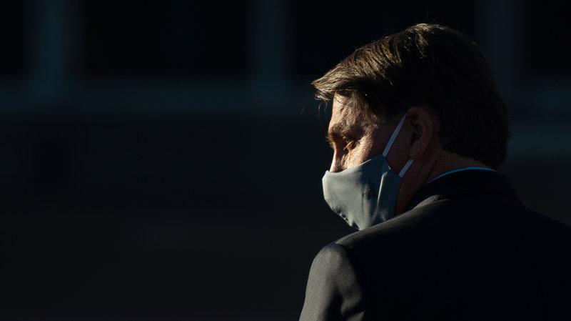 Brazilian President Jair Bolsonaro Tests Positive For Coronavirus