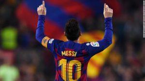 Lionel Messi will finish his career at Barcelona, according to club president Josep Maria Bartomeu