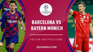 Barcelona vs. Bayern Munich Live Stream: Watch Champions League Online, TV, Lineups